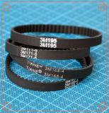 204mm de longueur de 6 mm de largeur de courroie Courroie de distribution gt2