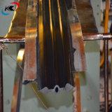Stahl - umrandeter Gummiwasser-Anschlag