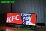 P5mm LED sans fil Taix haut Affichage de publicité