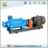 Horizontal haut de la pression de pompe à eau centrifuge à plusieurs degrés pour l'alimentation de chaudière