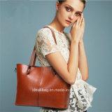 Het Leer van de manier Pu Dame Tote Bags Handbag, de Elegante Zak van de Zwerver van de Ontwerper, de Handtas van de Zakken van de Schouder van Crossbody van de Vrouw