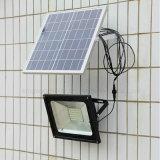 屋外の庭の太陽壁の洪水ライトランプのための動きセンサーの太陽フラッドライト