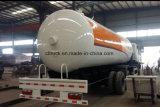 ナイジェリアのためのASMEの証明書50000litersの燃料の交通機関のトラック