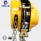 paranco differenziale Chain della mano 3ton