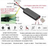 Mini Rastreador GPS COM A-GPS e on-line localização precisa, óleo de corte, Alarme de falha de energia LT02-Ez