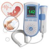 Fornitore prenatale fetale Pocket dell'OEM della sonda del video di cuore del bambino del cuore di Doppler 3MHz