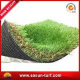 Altezza artificiale dell'erba 40mm di qualità di Hiqh di colore di paesaggio quattro