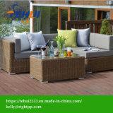 Salão de Tecido exterior Sofá Definir Mobiliário de Jardim