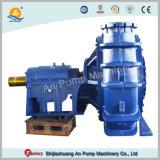 Centrífugo de alta eficiencia del motor diesel de aspiración de la arena de la bomba de lodo