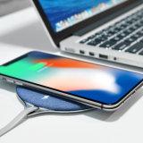 Зарядное устройство для беспроводной связи стандарта Qi iPhone универсального зарядного устройства беспроводной связи для мобильных телефонов