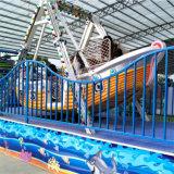 Los niños Playground parque de diversiones al aire libre cabalgata infantil Mini Paseos en Barco Pirata para la venta