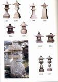 Lâmpada de Pedra Natural jardim paisagístico da lâmpada de pedra para venda grossista