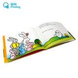 カスタムEcoの友好的なフルカラーの印刷の児童図書