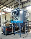 200 kg-1000kg de agua de PVC de plástico Tubo de drenaje de hojuelas de pulverizador fresadora aplastado el Bloc de notas