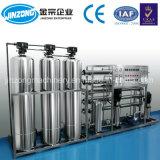Norm van ISO van Ce 1000 het Systeem van het Drinkwater van de Omgekeerde Osmose Lph, het Zuivere Systeem van de Reiniging van de Behandeling van het Drinkwater RO