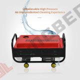 Elektrische 380 draagbare voeding commerciële industriële hogedrukreiniger