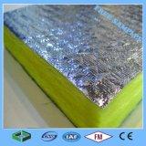 De Raad van de Wol van het fiberglas met de Folie van het Aluminium
