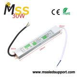 Alimentazione elettrica di watt LED di DC12-24V 30