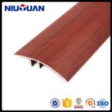 Transizione di alluminio delle mattonelle di pavimento, profili di transizione della moquette del metallo