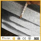 美化するか、または駐車するか、または私道または通路のためのタイルを舗装する中国の最も安い暗い灰色の花こう岩