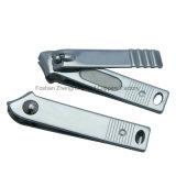 ZijClipper van uitstekende kwaliteit van de Spijker van de Vinger van de Uitrusting van de Manicure van het Koolstofstaal van het Blad (313BW)