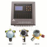Rivelatore di gas industriale dell'acetilene dell'allarme di gas di controllo di concertazione del gas