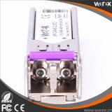 de 3de Optische zendontvanger van Cisco CWDM SFP van de Partij 80KM 2.5G