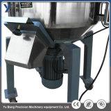 125kg/Hr ABS van de Grondstof pp Mixer van de Kleur van pvc de Plastic Verticale