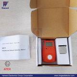 爆発性証拠のCo、H2s、またはO2のための耐久の使用の低価格の携帯用ガス探知器