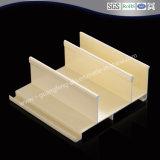El producto OEM Foshan Extrusión de Aluminio Perfiles de la puerta de vidrio con mango de la ventana de aluminio