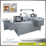 Blíster automática de embalaje caja de cartón fabricante de máquina de envoltura