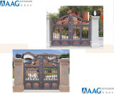 Villa Jardim Castelo Apartamento Pátio separado do perfil de alumínio de Arte Gate