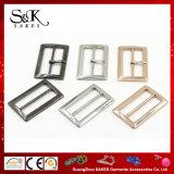 ベルトのためのラックによってめっきされる高品質の金属の合金のベルトの留め金