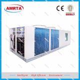 R410A/R407c/R134A/R22 de Verpakte Airconditioner van het Gasfornuis Dak
