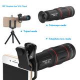 携帯電話レンズ18Xの望遠鏡のズームレンズのSmartphoneのカメラレンズ