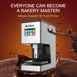 Varios materiales comestibles nuevo diseño de la innovación impresora 3D de Chocolate