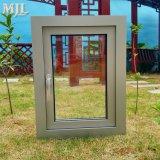 고품질 낮은 E 강화 유리 방수 알루미늄 여닫이 창 Windows