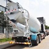 Auto dell'Iveco Hongyan 6X4 14m3 che carica il camion mobile della betoniera, camion del miscelatore di cemento con la certificazione dello SGS