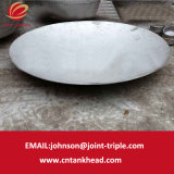 03-17 grande testa sferica dell'acciaio inossidabile per i contenitori a pressione 4600mm x 12mm