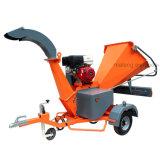 Motor a gasolina Mateng W. RC/P100 picador de madeira para a madeira de 3,5 polegadas