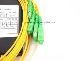 Baixa perda de inserção divisores PLC de Fibra Óptica