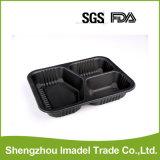 Хорошее качество Disposible пластиковый лоток для ПЭТ продовольствия/клубничный/черники крышка лотка для бумаги