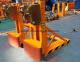 중국 제조자 두 배 Gator 그립 포크리프트 드럼 기중기, 드럼 욕심꾸러기