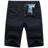 Gli Shorts casuali di usura di estate di Men S dimagriscono i pantaloni Pinochetto di svago dei pantaloni