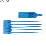 Пластмассовый хомут String одноразовый используется блокировка с номерами (КД-136)