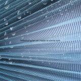 2018年の折るWindowsスクリーンのポリエステルによってプリーツをつけられるはえの網の昆虫スクリーンの網