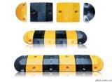 Chepa de goma amarilla y negra de calidad superior de la velocidad con CE