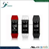De Productie die van de fabriek direct de Intelligente Verhouding Armband van het Hart van de Sport van de Armband de Slimme verkopen