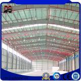 Edificios fáciles ligeros del acero del palmo grande de la instalación del bajo costo del metal