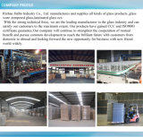 Bouteille en verre de prix usine (JINBO)